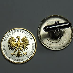 Polish Eagle cufflinks