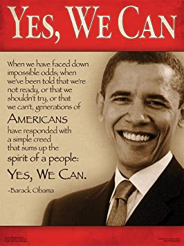 Barack Obama Quotes Yes We Can President Barack Obama 2012