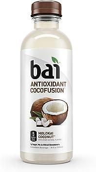 12-Pack Bai Molokai Coconut Antioxidant Infused Beverage