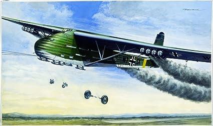 Italeri - I1115 - Maquette - Aviation - Messerschmitt ME321B-1 - Echelle 1:72