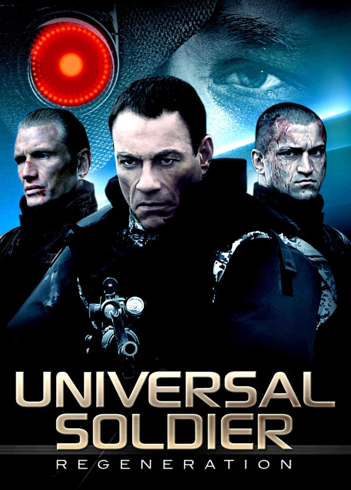 Universal Soldier - Regeneration on Amazon Prime Instant Video UK