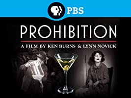 Ken Burns: Prohibition Season 1 [HD]