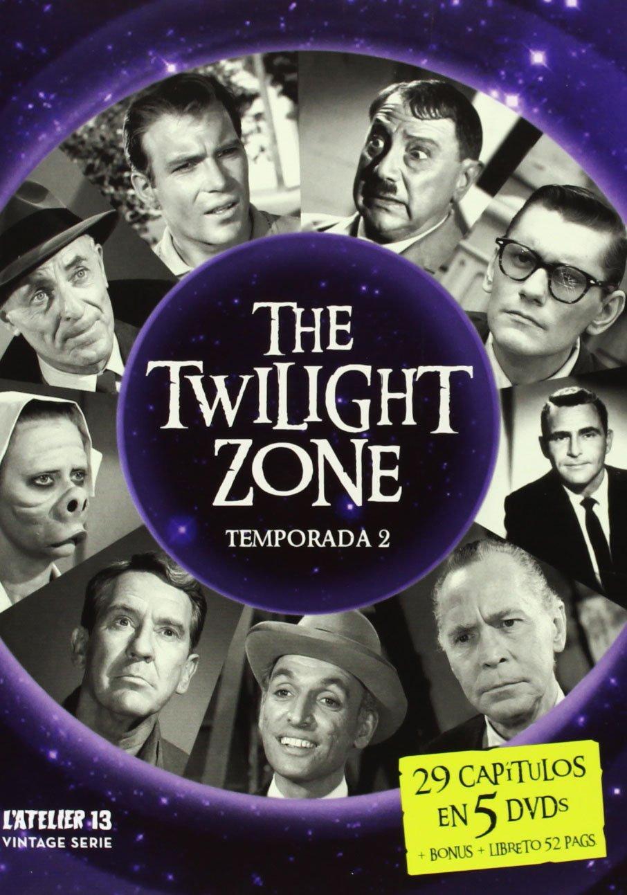 The Twilight Zone (La Dimensi�n Desconocida) Temporada 2 [DVD]