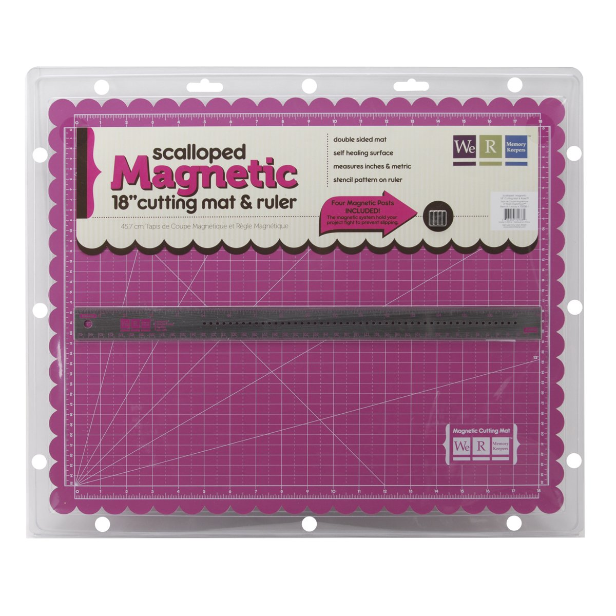 We R Memory Keepers Magnetic Cutting Set