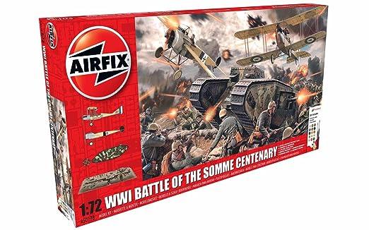 Airfix - A50178 - Coffret Bataille de la Somme  1ère Guerre Mondiale - Echelle 1/72