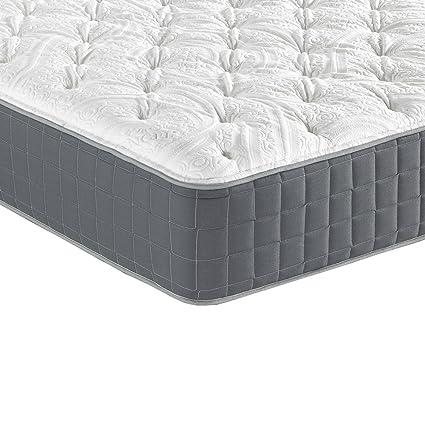 Sleep Inc. 14-Inch BodyComfort Elite 6000 Luxury Plush Mattress, Twin