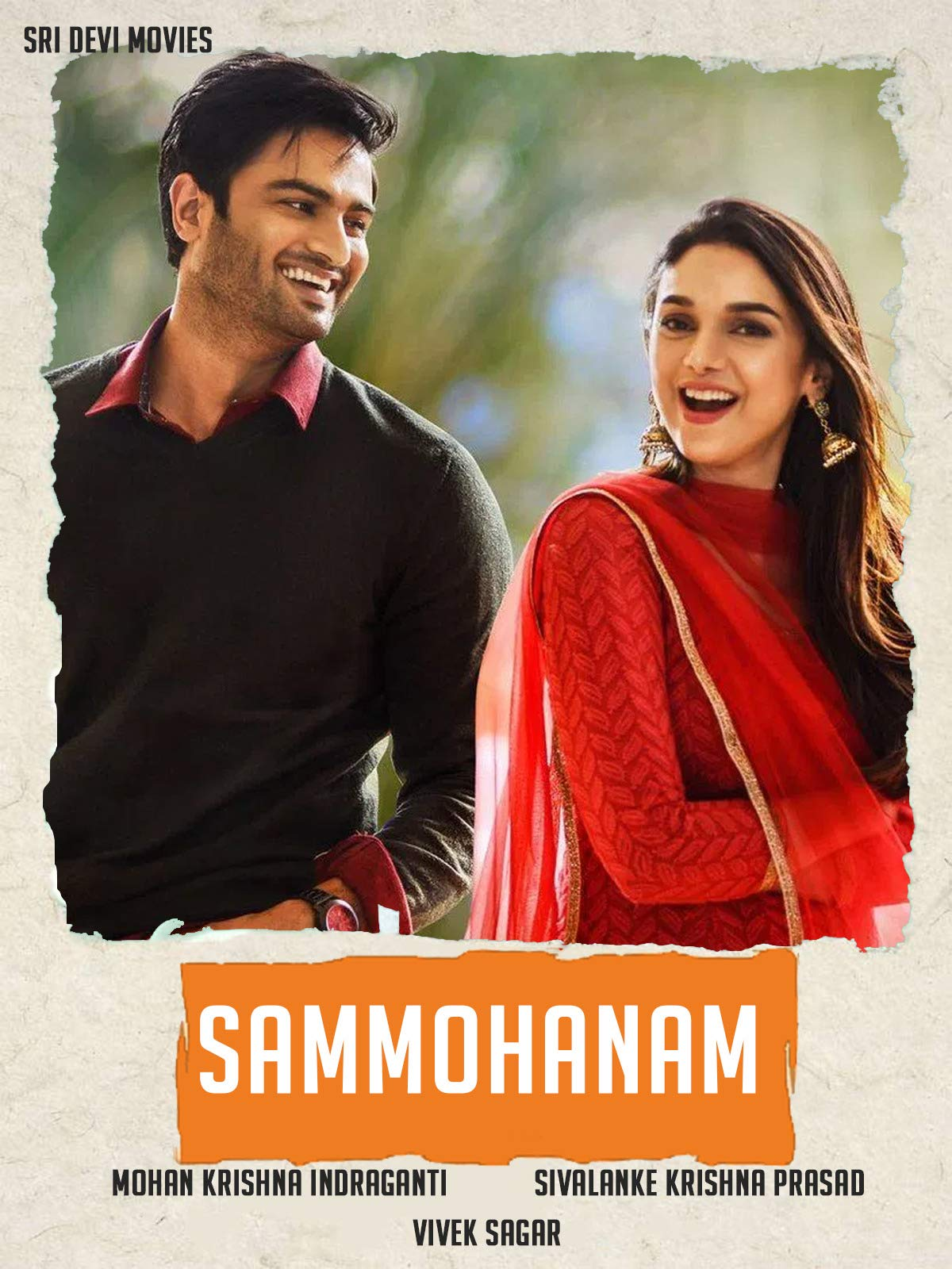 Sammohanam on Amazon Prime Video UK