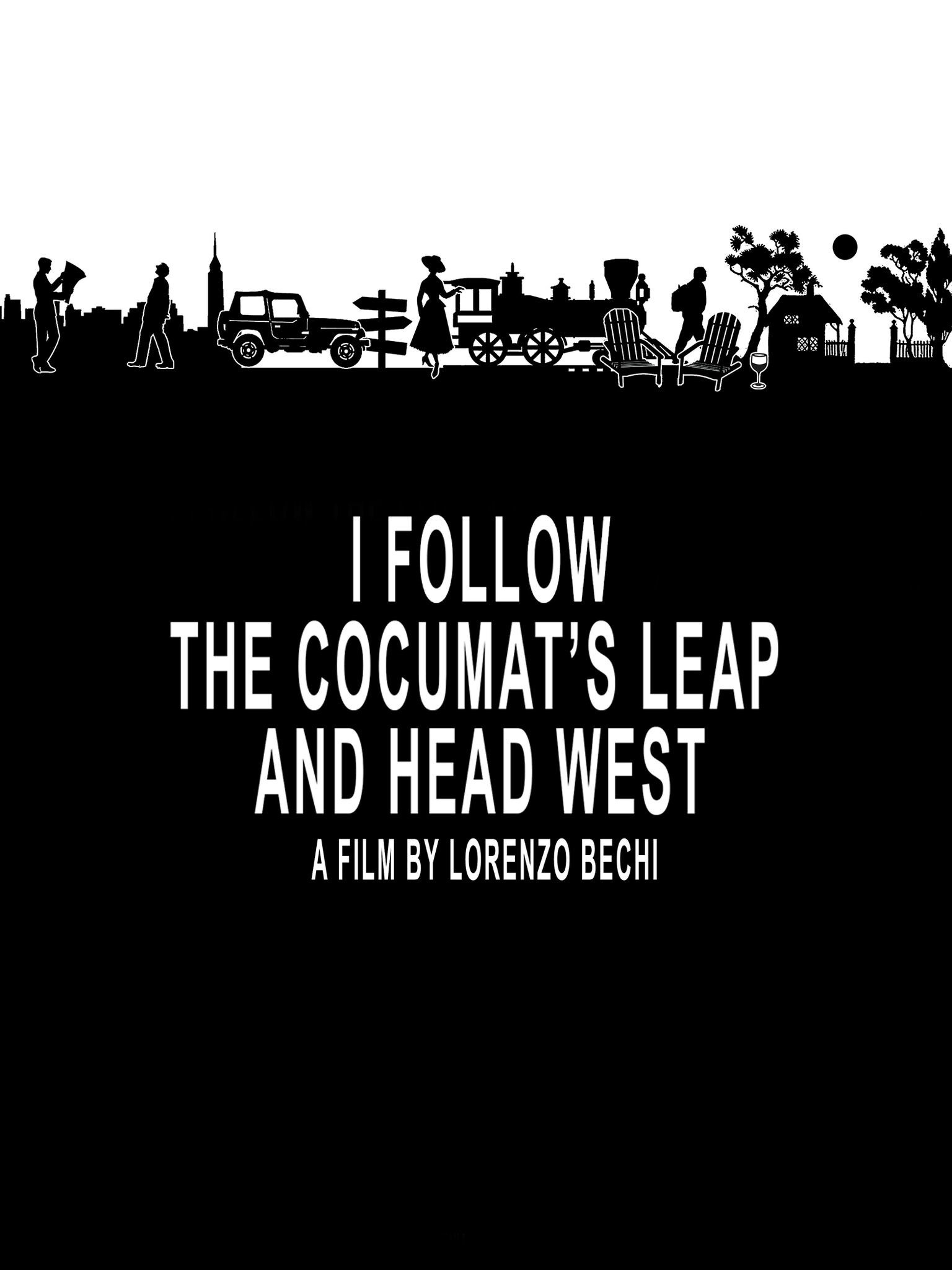 I Follow the Cocumat's Leap and Head West