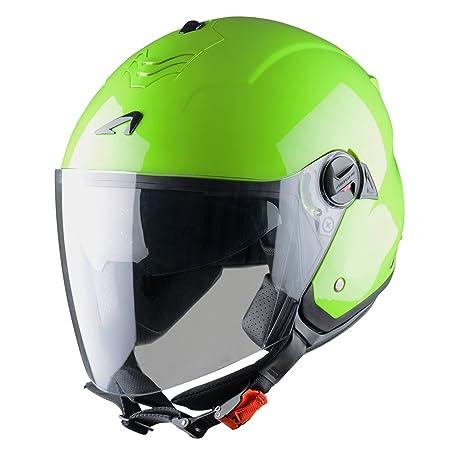 Astone Helmets MINIMS-APPLEXS Casque Jet Mini Jet S Apple Taille XS