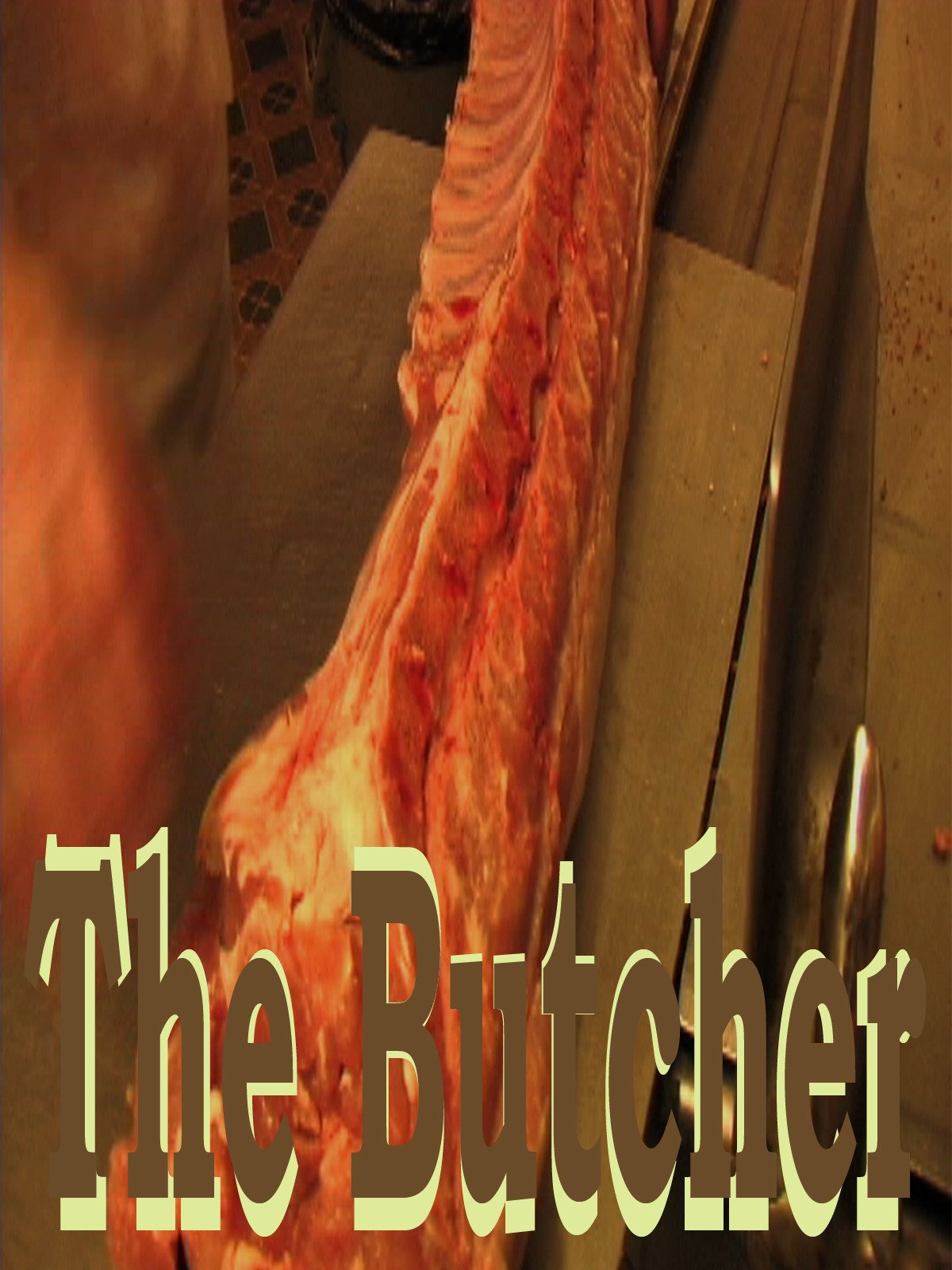 The Butcher on Amazon Prime Instant Video UK