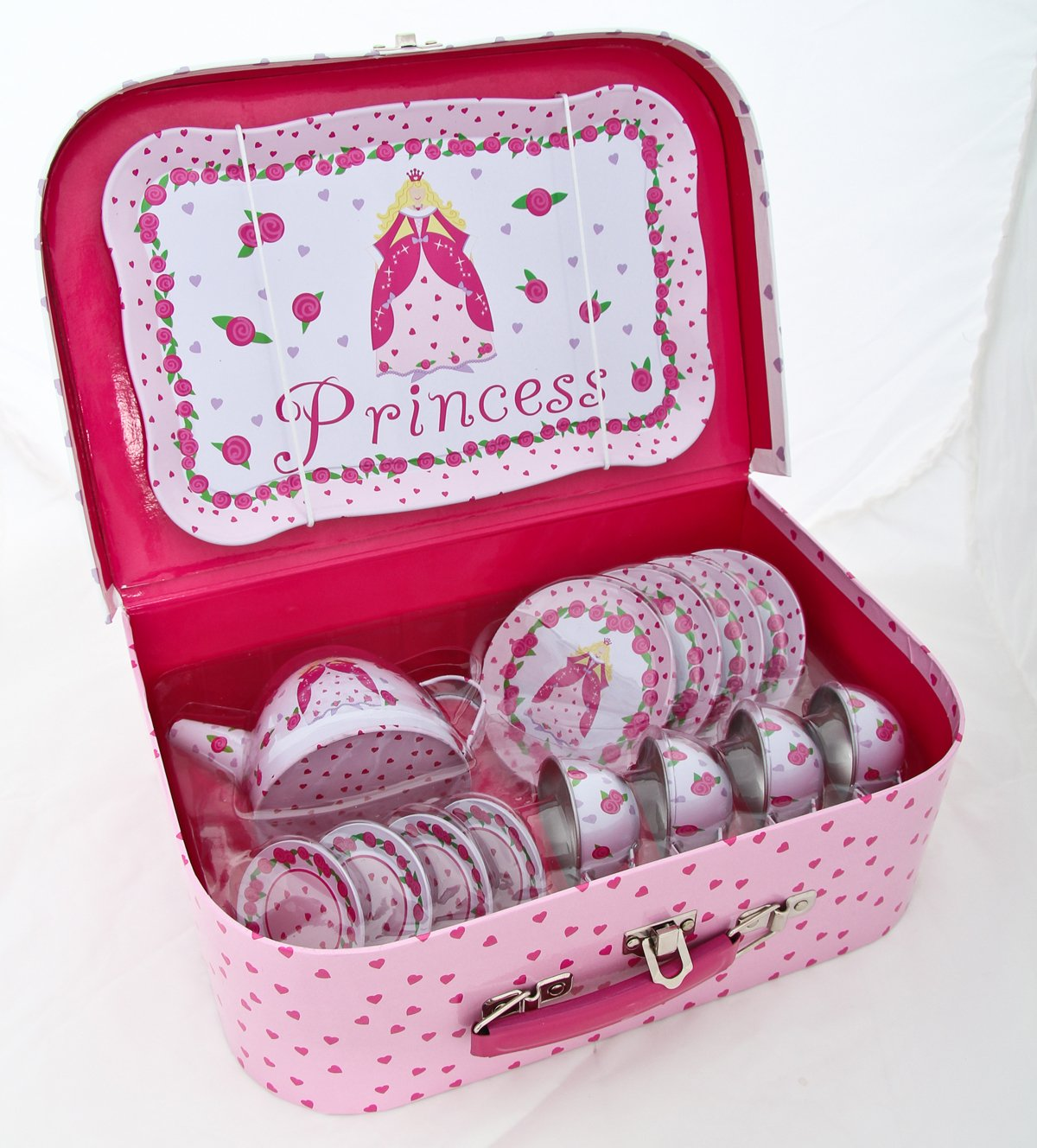Lucy Locket - Princess Teeservice im Koffer