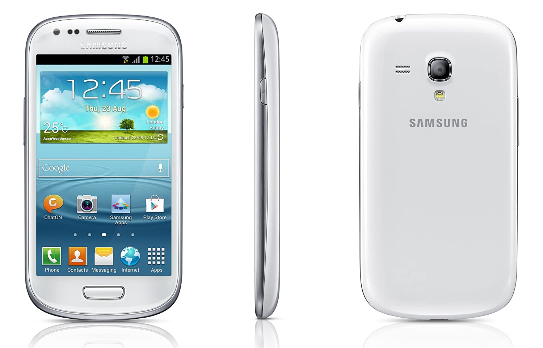 Samsung GT-I8200 Galaxy S III 3 Mini GSM Unlocked Android Smartphone