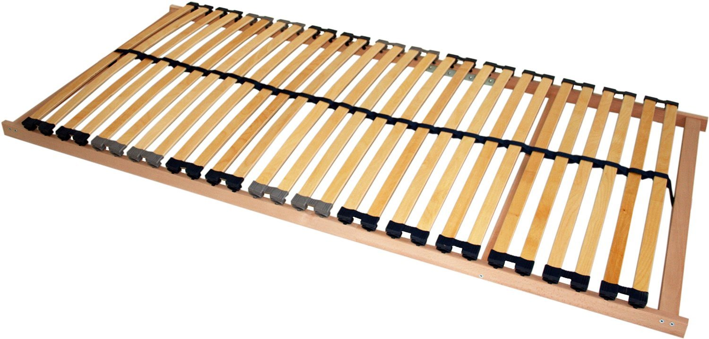 5-Zonen 28-Leisten Lattenrost starr, nicht verstellbar von 'Beco' (140 x 200 cm) jetzt kaufen