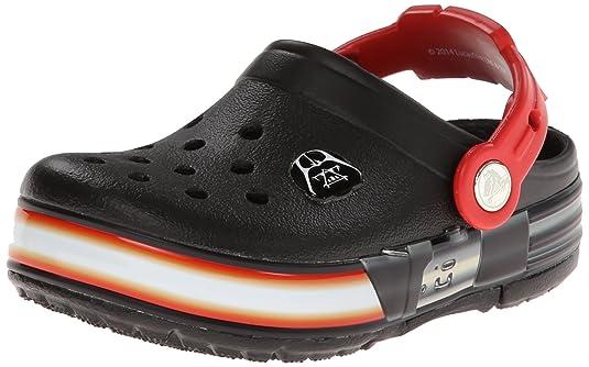 Crocs CrocsLights Kids 16160 Star Wars Vader Clog (Toddler/Little