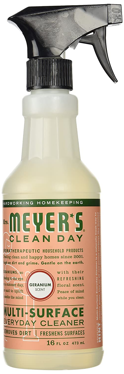 Amazon.com: Mrs. Meyer's Clean Day Multi-Surface Everday Cleaner ...