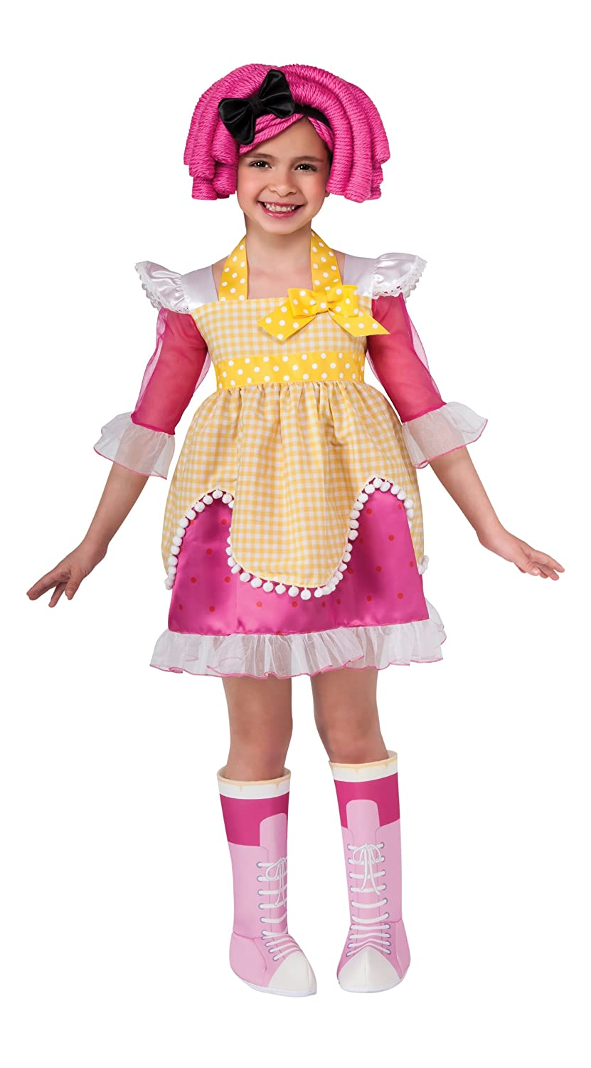 Lalaloopsy Crumbs Sugar Cookie Costume Lalaloopsy Deluxe Crumbs Sugar