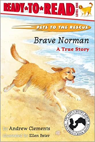 Brave Norman : A True Story written by Andrew Clements