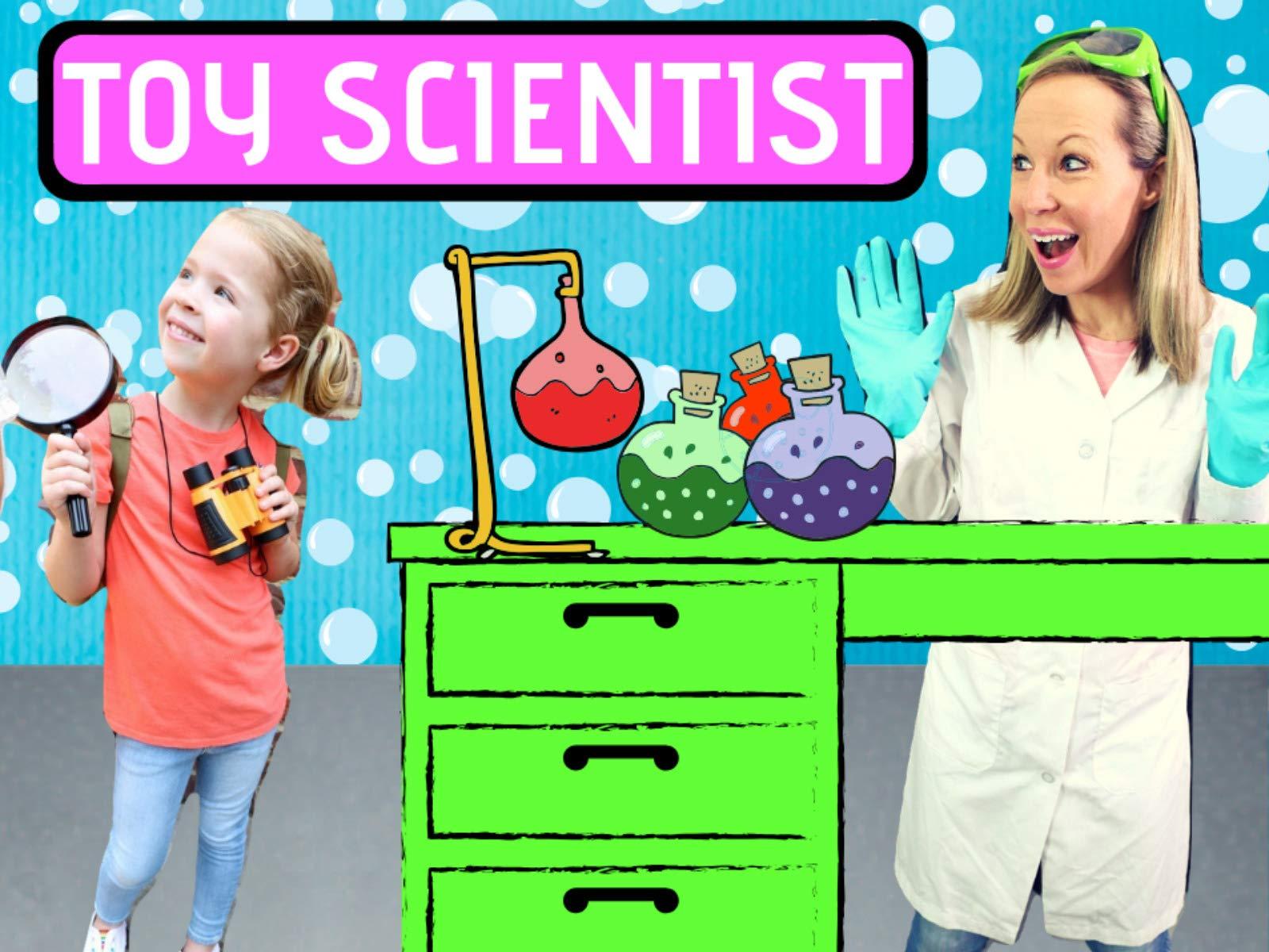 Toy Scientist on Amazon Prime Video UK