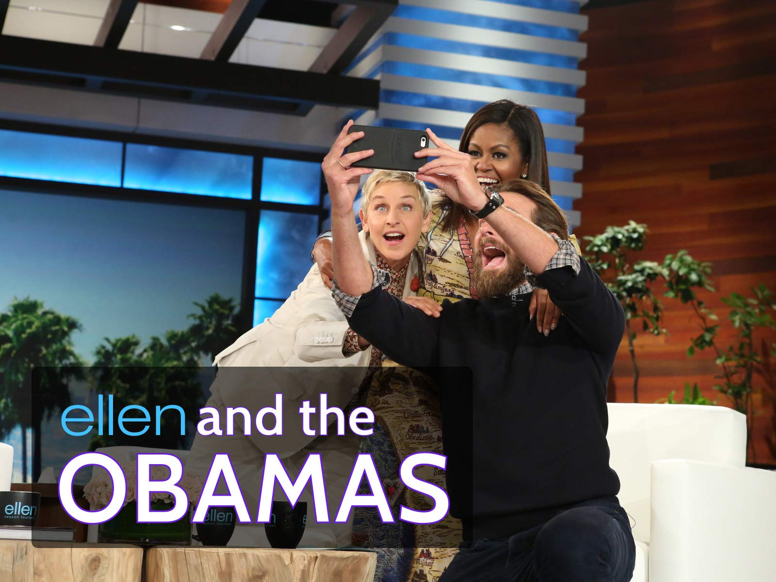 Ellen and the Obamas - Season 1