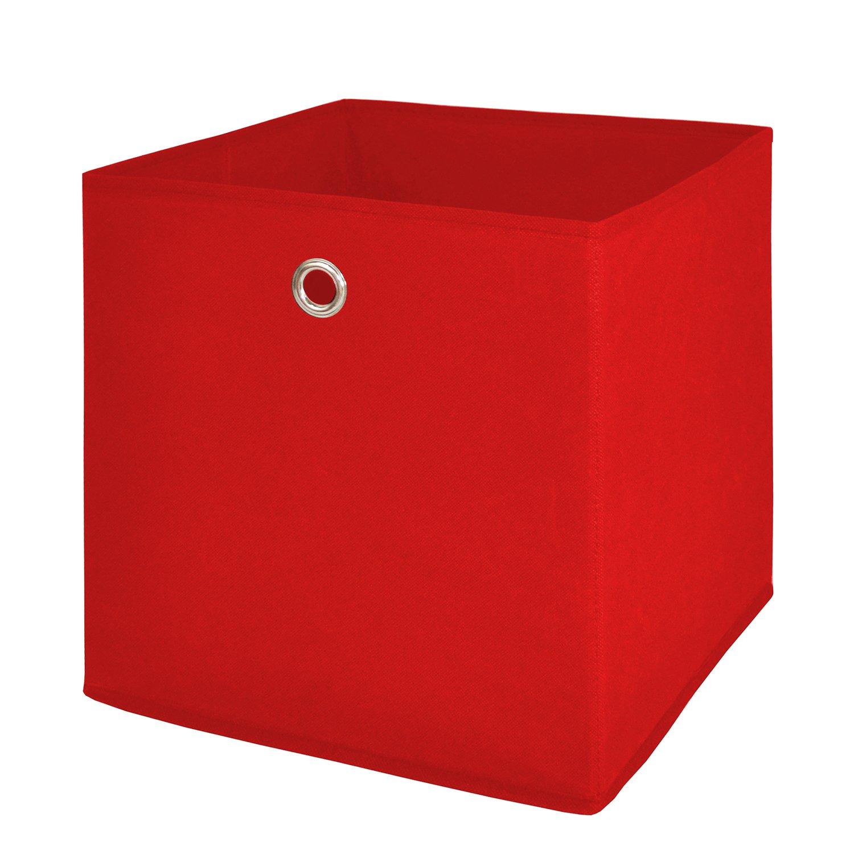Jumbo-Möbel Faltbox Alfa 1 in Rot 32 x 32 cm bestellen