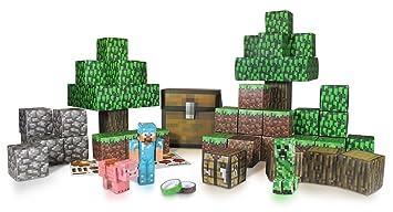 Minecraft Papercraft Utility Pack 30-Piece Set