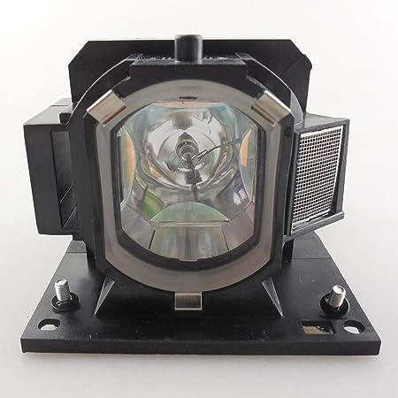 haiwo DT01481de haute qualité Ampoule de projecteur de remplacement compatible avec boîtier pour CP-WX3030WN CP-WX3530WN cp-x4030wn.