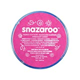Snazaroo 1118058 Classic Face Paint, 18ml, Bright Pink (Color: Bright Pink, Tamaño: M)
