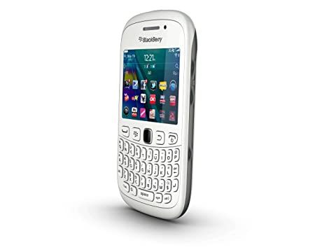 Curve 9320 - blanc - QWERTY - Smartphone