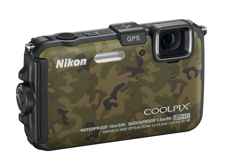 Nikon 尼康AW100S 四防全能相机