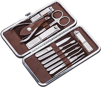 Corewill 12-in-1 Manicure & Pedicure Set