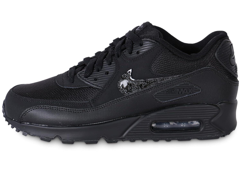 Nike AIR MAX 90 MESH (GS) boys fashion-sneakers 724824-001 кроссовки nike nike air max 90 mesh ps