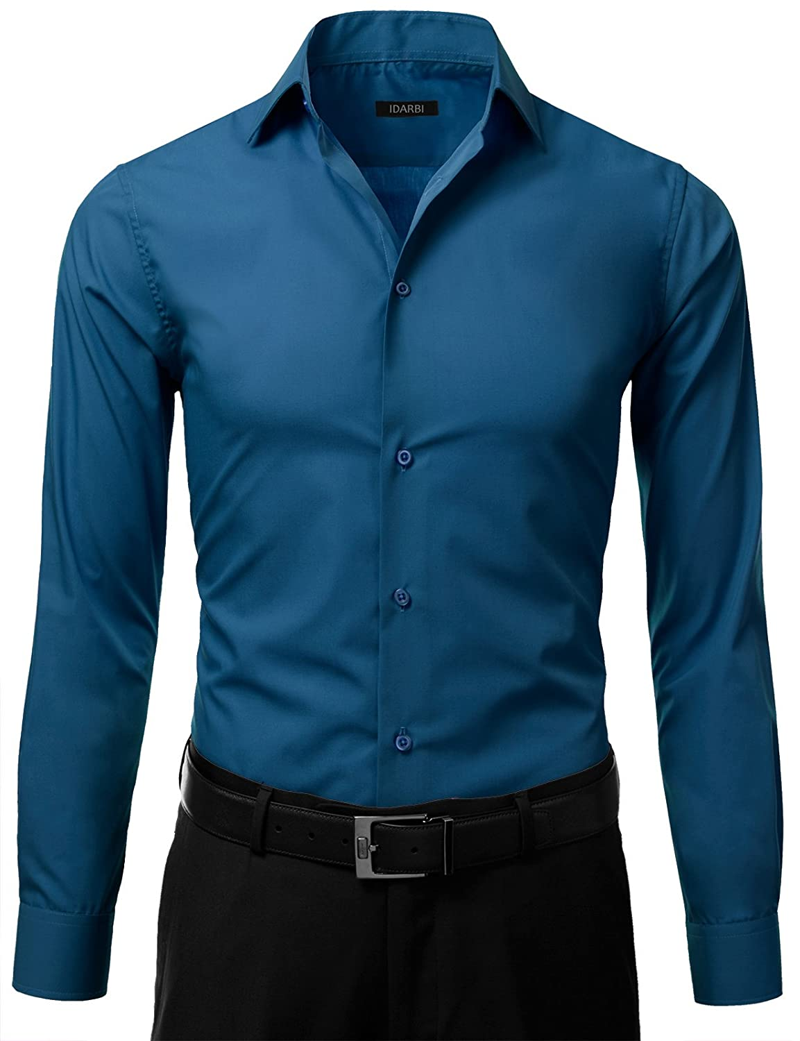 Simple Many Believe That Blue Is A Color More Suited To Men And Thereby Put It Firmly In The Formal Wear Category When It Comes To Women Wearing This Color  Blue Cotton Looks Awesome In Dresses, Shirts, Skirts And All Other Garments Blue Silk If