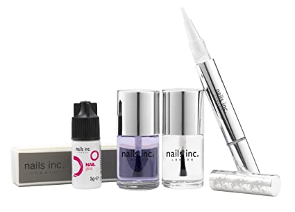 Nails Inc Treatment Pack 3