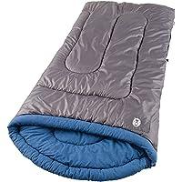 Coleman Water Cool-Weather Scoop Sleeping Bag (White)