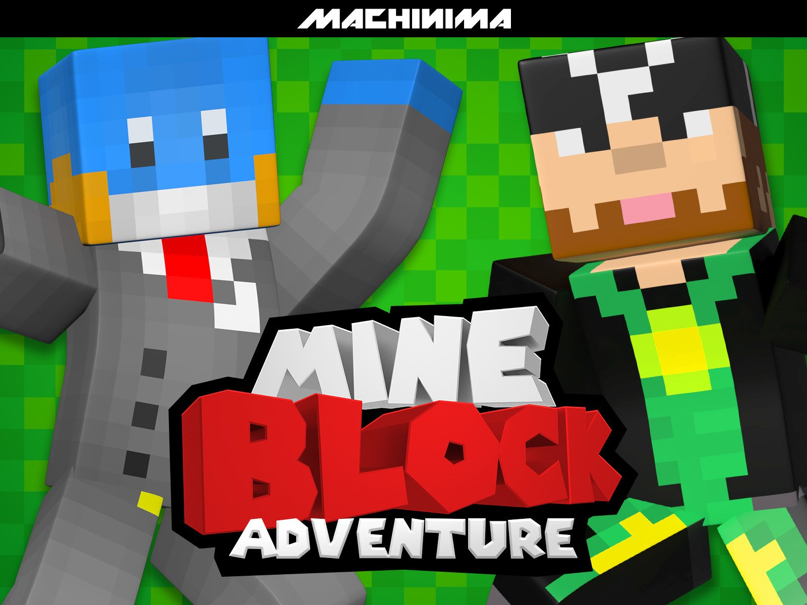 Clip: Mine Block: Adventures - Season 7