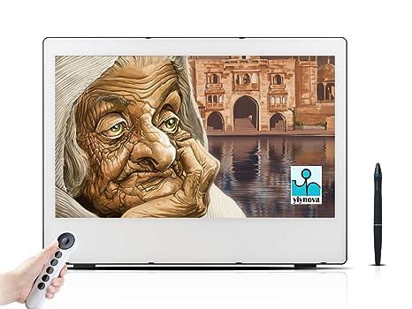 Yiynova MVP22U+RH Full HD Tablet Monitor,IPS Panel, DVII Digital Input (Mac & Windows)