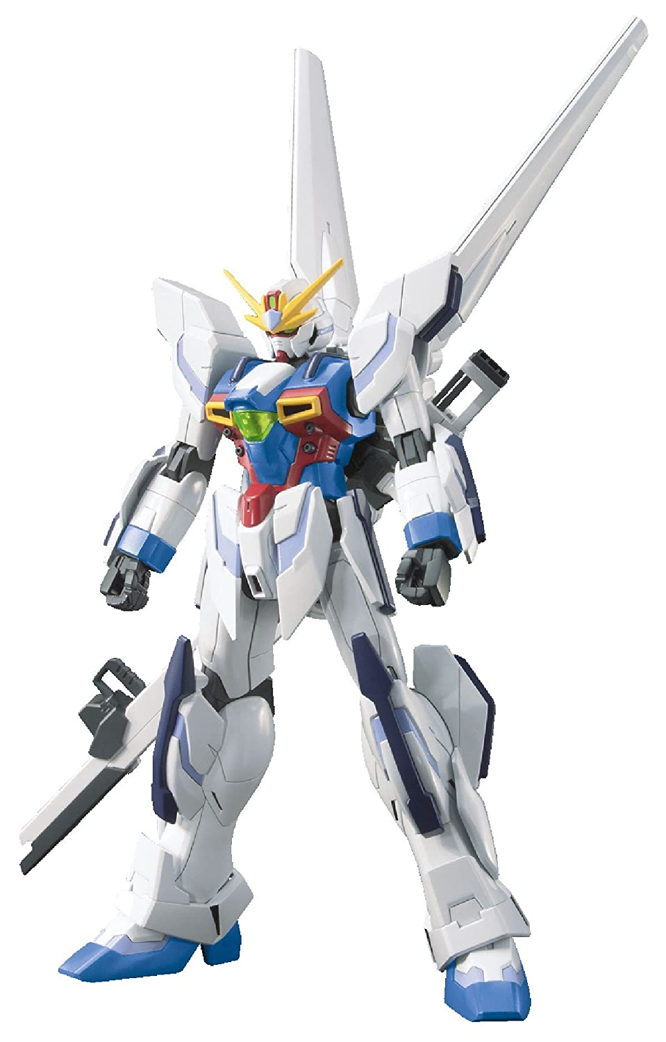 Bandai Hobby #03 HGBF Gundam X Maoh Model Kit (1/144 Scale) bandai hobby 03 hgbf gundam x maoh model kit 1 144 scale