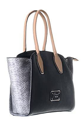 6abae46289513 Now the price for click the link below to check it. Guess Privy Tote  CM469323 Damen Handtasche coal 50x30x10