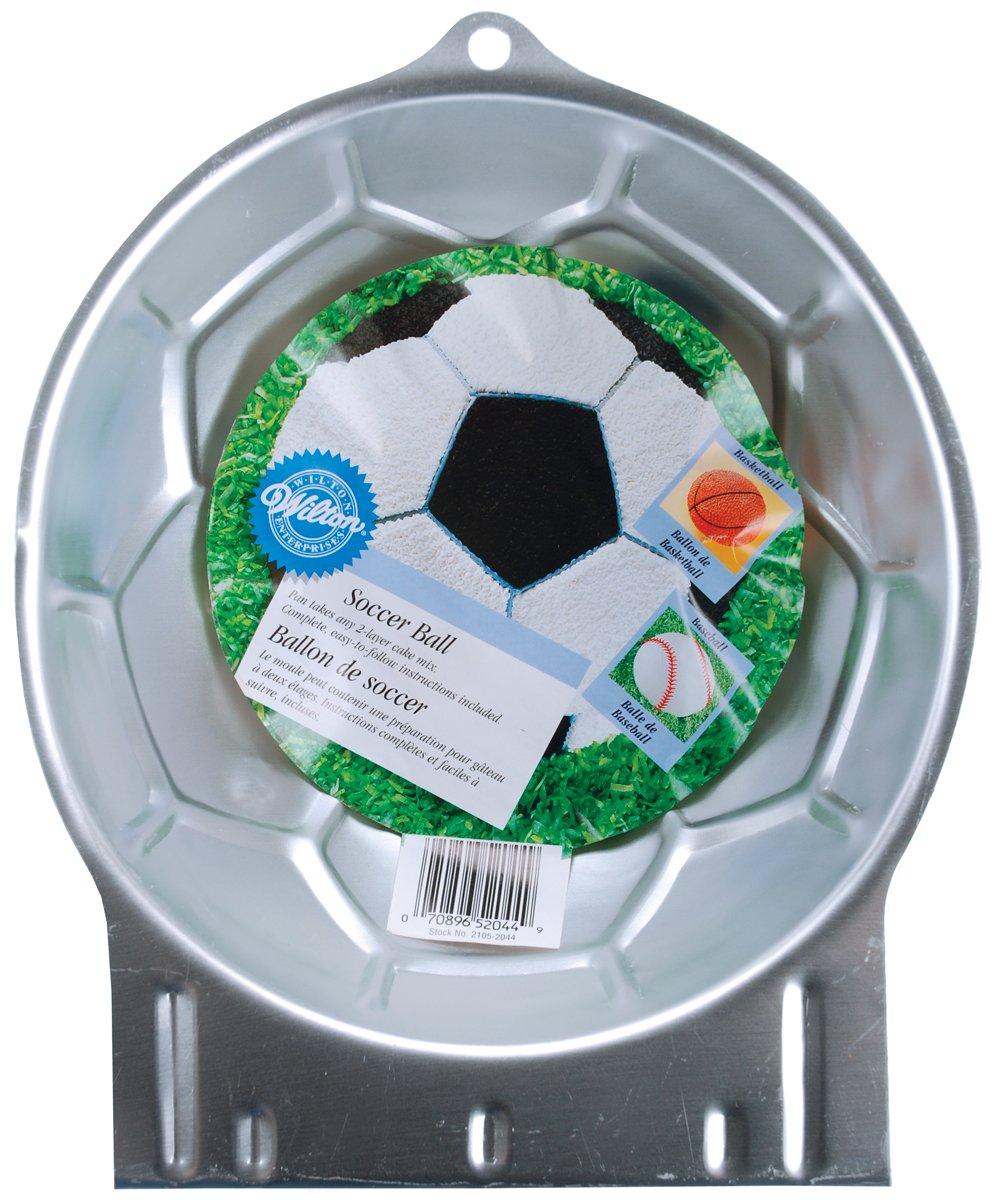 Ball Mold Pan Wilton Soccer Ball Pan