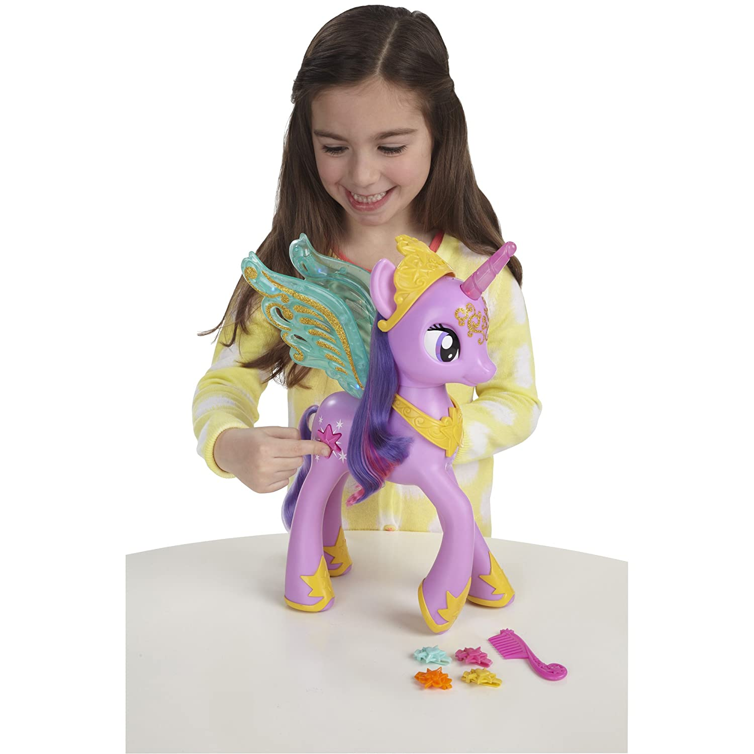 Best My Little Pony Toys And Dolls For Kids : My little pony princess twilight sparkle toy review
