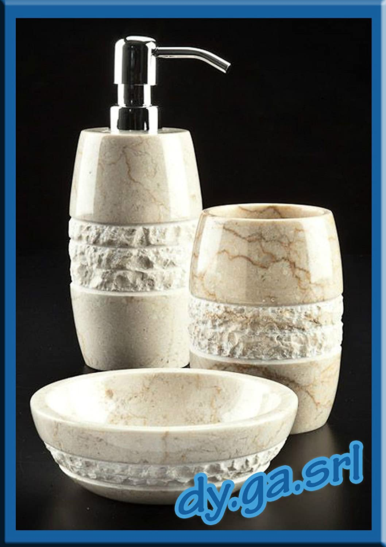 Accessori Bagno In Marmo.Accessori Bagno Serie Merapi Cipi In Marmo Disponibili In Bianco