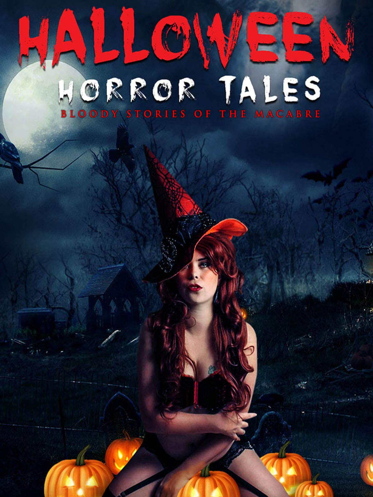 Halloween Horror Tales on Amazon Prime Video UK