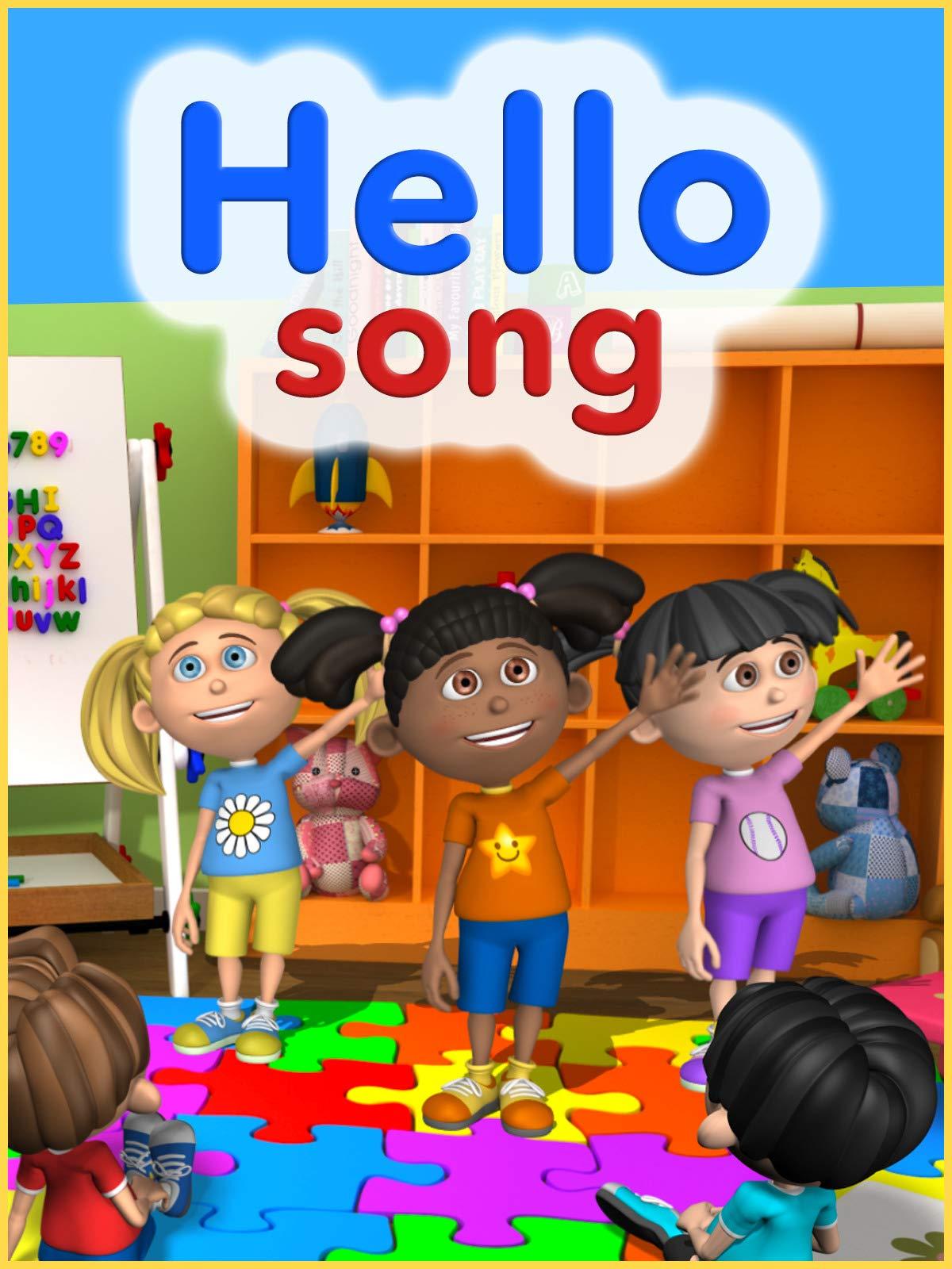 Hello Song on Amazon Prime Video UK