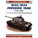 M26/M46 Pershing Tank 1943-53 (New Vanguard)