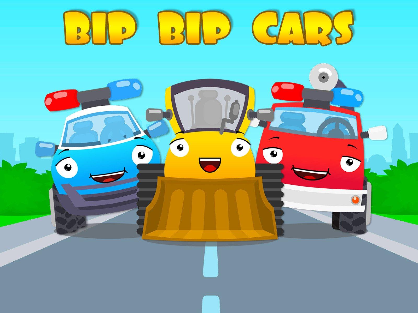 Bip Bip Cars - Season 1