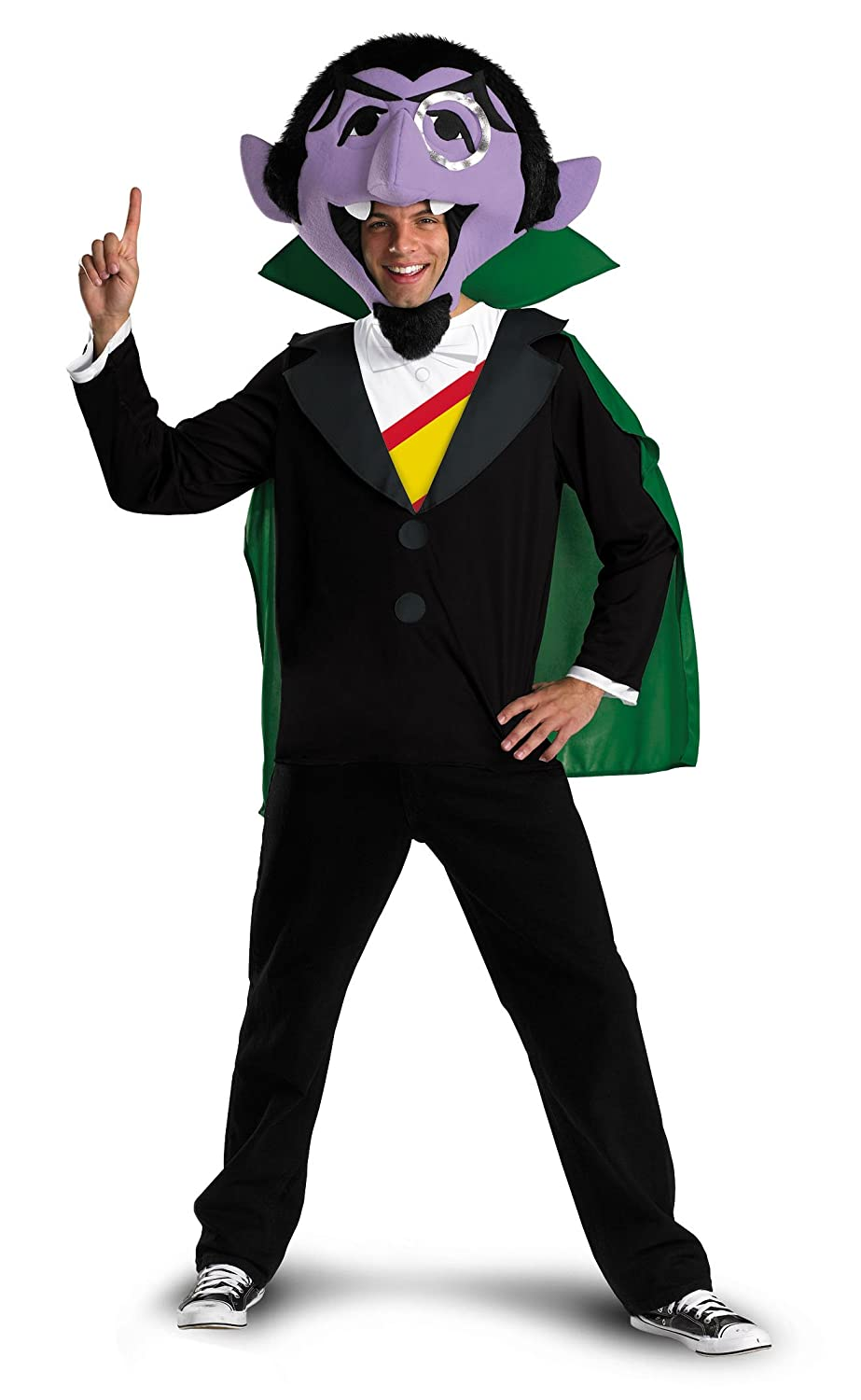 Sesame Street Count Costume Sesame Street tm The Count
