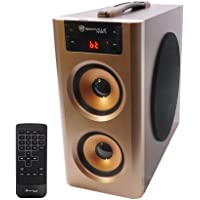 Rockville RHB70 Home Theater Compact Powered Speaker System with Bluetooth