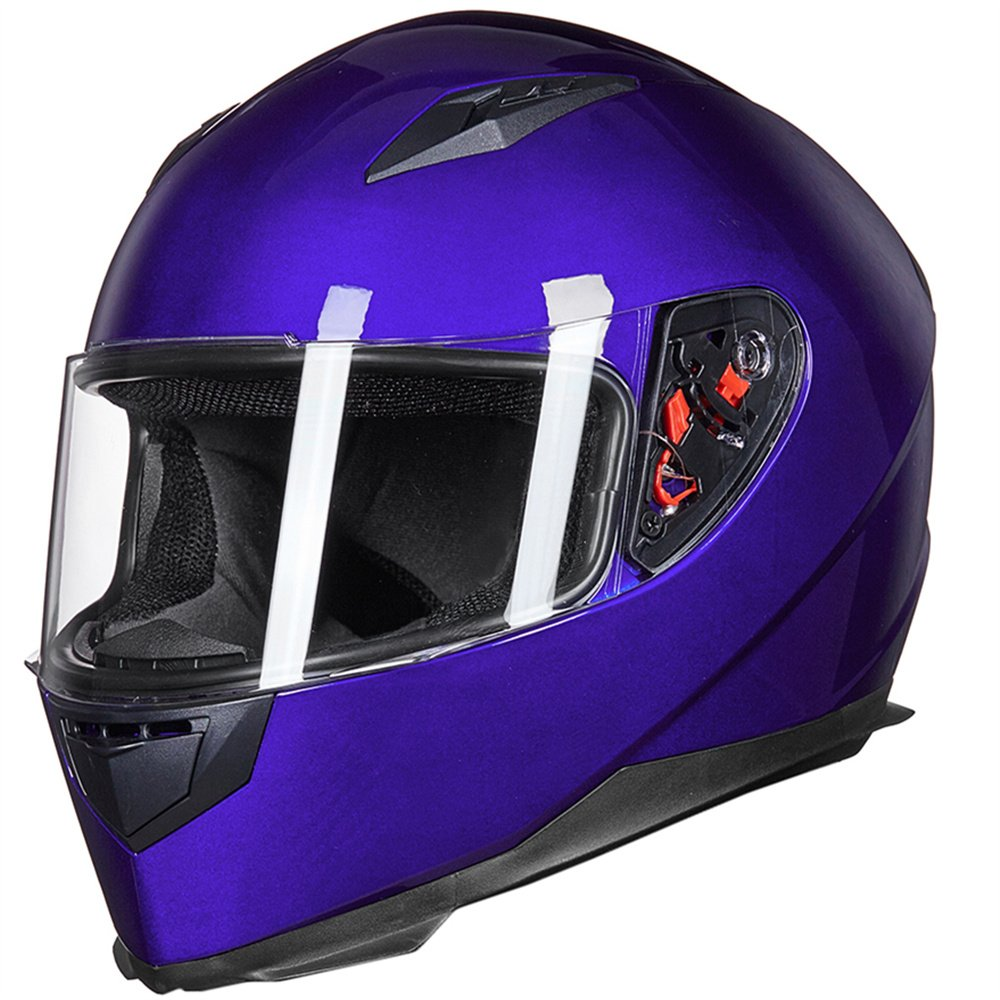 Full Face Street Bike Helmet