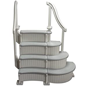Confer Above Ground Pool Steps Review