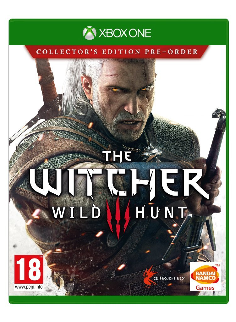 oferta xbox one the witcher 3 wild hunt